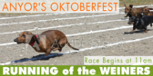 Oktoberfest Running of the Weiners