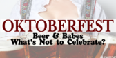 Oktoberfest Birthday Celebration
