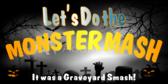 Autumn Halloween Party Banner