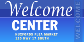 Flea Market Welcome Center