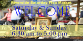 Flea Market List of Opening Hours