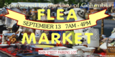 Flea Market City Sponsored Event