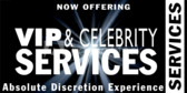 Tattoo VIP and Celebrity Services