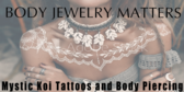 Tattoo Parlor Body Jewelry