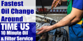 Oil Change Fast