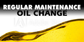 Oil Change Maintenance
