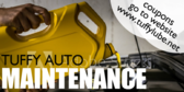Oil Change Maintenance Coupons