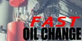 Fast Oil Change