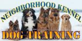 Basic Dog Training Kennel