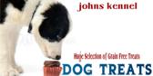 Dog Treats Available