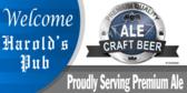 Premium Ale Offered