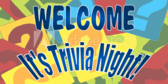 Trivia Night Happy Hour