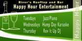 Upcoming Events Happy Hour