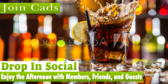 Drop In Social Happy Hour