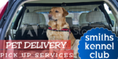 Pet Delivery Available