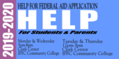 Help for Federal Aid