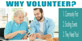 Why Volunteer for Adult Classes