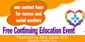 Continuing Education Event