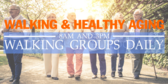 Walking and Healthy Aging
