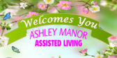 Assisted Living Name of Home Welcome