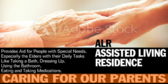 ALR Assisted Living Residence