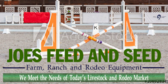 Ranch Equipment Sold Here