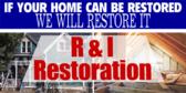 Restoring Structural Repairs