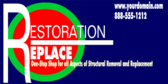 Restore and Replace Damaged Property