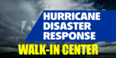Hurricane Damage Disaster Response Event