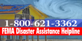 FEMA Disaster Assistance Helpline
