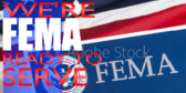 Fema Ready to Serve