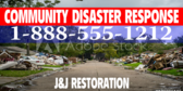 Community Disaster Response