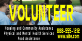 Volunteer Help Themed