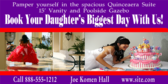 Quinceanera Banquet Facilities