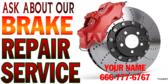 Brake Service Repair