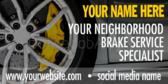 Brake Service Specialist