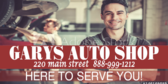 Brake Service Repair Shop