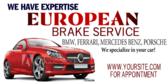 Euro Cars Brake Service
