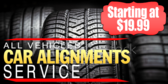 Car Alignments Service