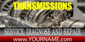 Service Diagnose and Repair