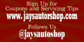 Transmission Service Auto Shop Website