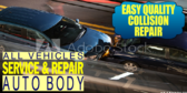 All Makes and Models Service and Repair