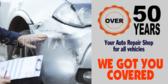All Makes and Models Car Wreck Repair