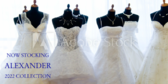 Collection of Wedding Gowns