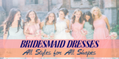 Bridal Shop Bridesmaid Dresses