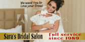 Bridal Salon Full Service