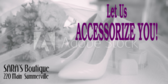 Bridal Salon Accessories for Bride
