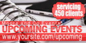 Event Planning Service Upcoming Events