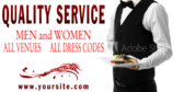 Event Planning Service Servers Available