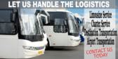 Event Planning Service Transportation Assistance